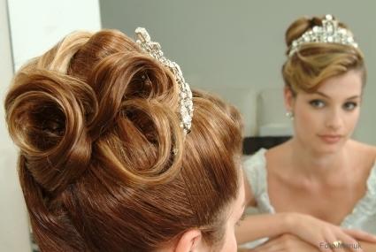 Penteados para noivas – Dicas e Fotos