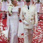 Casamento Real Príncipe Albert e Charlene