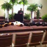 Planking no casamento