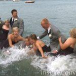 Casamento vai por água abaixo