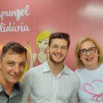 JJ Cabeleireiros e Rapunzel Solidaria, Juntos Contra o Melanoma