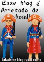 Pr�mio Blog Arretado de Bom