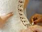 colocacao vestido da noiva jj cabeleireiros